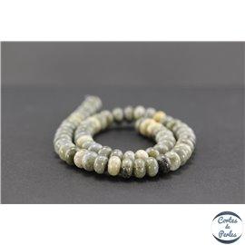 Perles en labradorite - Roues/10mm