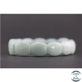 Bracelets en semi précieuses - Amazonite