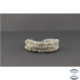 Perles en labradorite - Roues/6mm - Grade AA