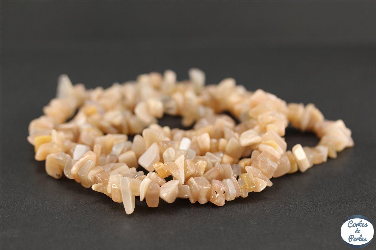 grossiste perles en pierre de soleil chips 8 12 mm grade a discount. Black Bedroom Furniture Sets. Home Design Ideas