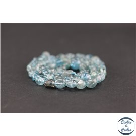 Perles en apatite - Nuggets/8mm