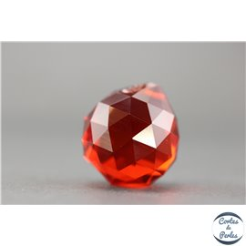 Lot de 3 pendentifs en cristal - Gouttes/21 mm - Siam