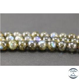 Perles en quartz