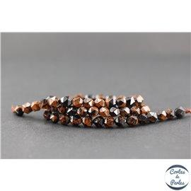 Perles en améthyste