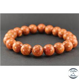 Perles en corail - Rondes/20 mm