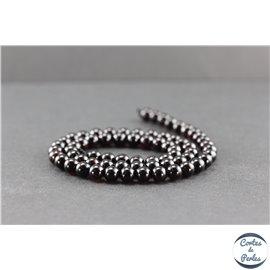 Perles en ambre cerise de la Baltique - Rondes/6mm - Grade A