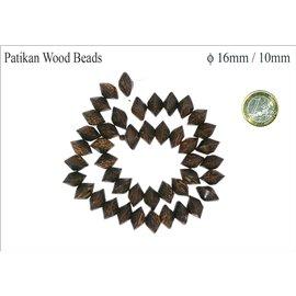 Perles en patikan - Roues/16 mm