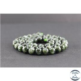 Ovale tonneau coquille de nacre perles 11 mm pour fabrication de bijoux artisanat