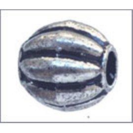 Apprêts en résine - 10 mm - Argenté