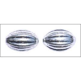 Apprêts en résine - 11 mm - Argenté