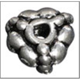 Apprêts Boules de Métal - 10 mm - Argenté