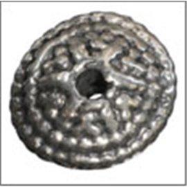 Apprêts Boules de Métal - 11 mm - Argenté