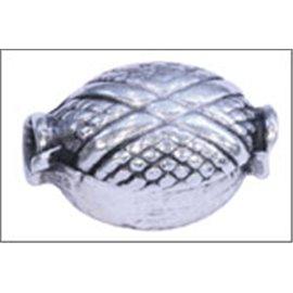 Apprêts Boules de Métal qualité premium - 10 mm - Argenté