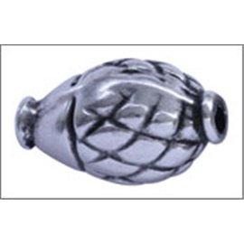 Apprêts Boules de Métal qualité premium - 16 mm - Argenté