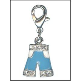 Apprêts Charmes - Pantalon/17 mm - Bleu
