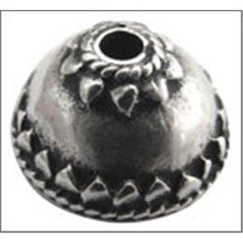 Apprêts Coupelles qualité premium - 16 mm - Argenté