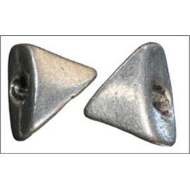 Apprêts intercalaires - 11 mm - Argenté