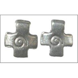 Apprêts intercalaires - 13 mm - Argenté