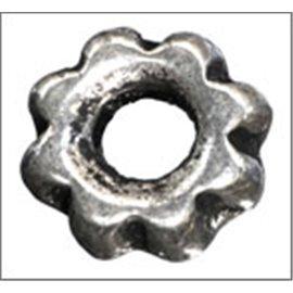 Apprêts intercalaires - 16 mm - Argenté