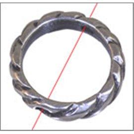 Apprêts Intercalaires qualité premium - 17 mm - Argenté