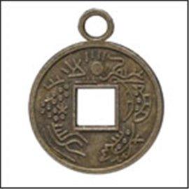 Apprêts Pampilles - 14 mm - Bronze