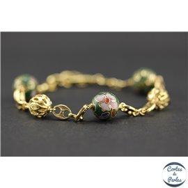 Bracelets Marseillais - 19 cm - Vert