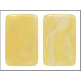 Perles en Résine Naturelle - Dragée/20 mm - Miel