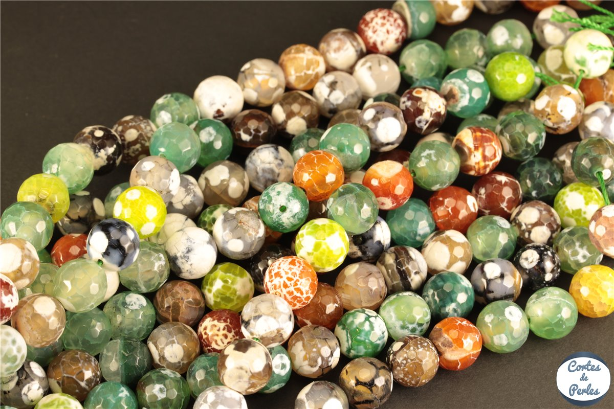 perle semi precieuse
