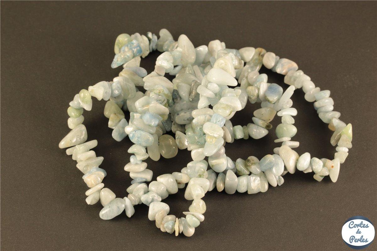 grossiste perles semi pr cieuses en aigue marine nuggets 8. Black Bedroom Furniture Sets. Home Design Ideas