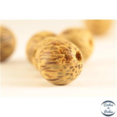 Perles en Coco - Rondes/15 mm