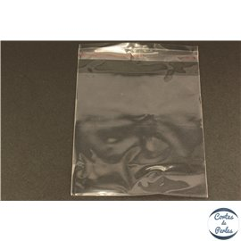 Sachets en cellophane - 120 mm - Transparent