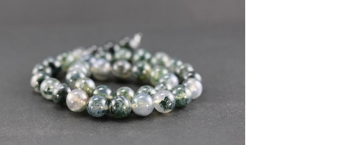 Grossiste perles en agate