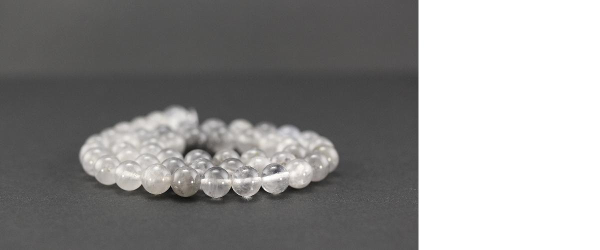 Grossiste perles en quartz