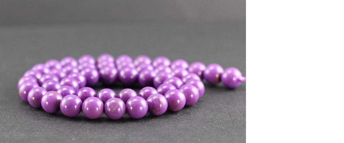 Grossiste perles en phosphosidérite du Chili