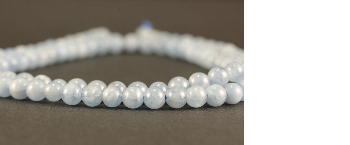 Grossiste perles en aigue-marine