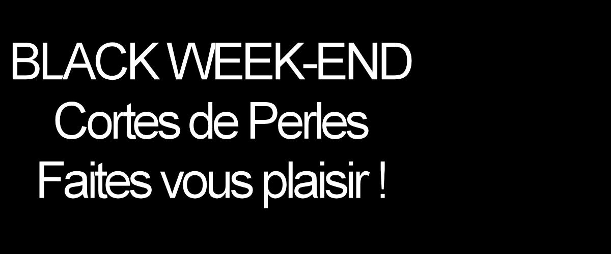 Black week-end 2017