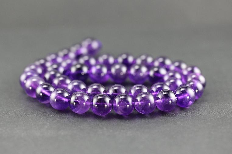 Grossiste perles en améthyste