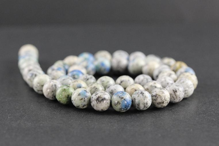 Grossiste perles en jaspe K2