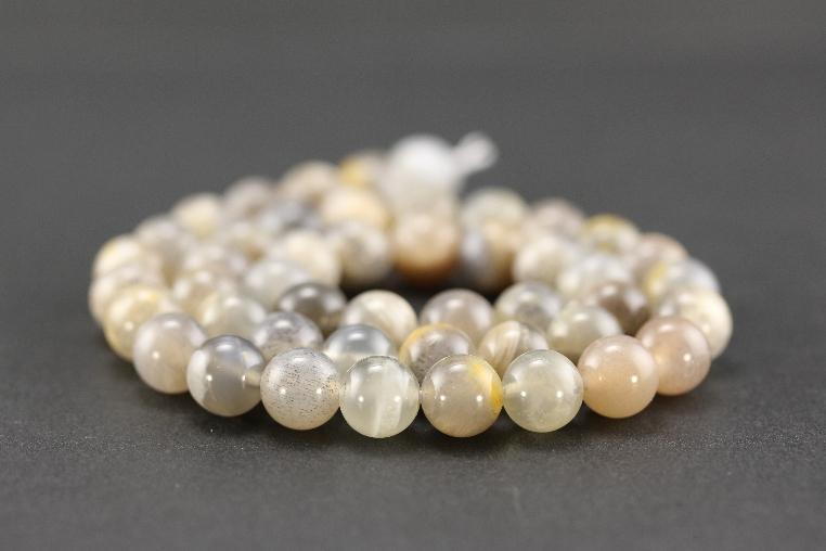 Grossiste perles en pierre de Soleil (Sun stone)