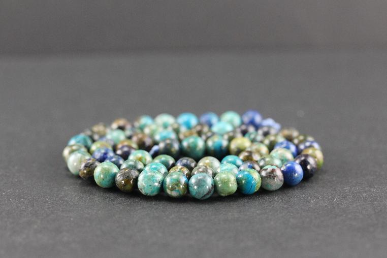 Grossiste perles en chrysocolle